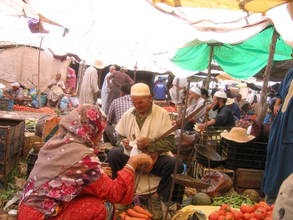 Amizmiz Berber Souk