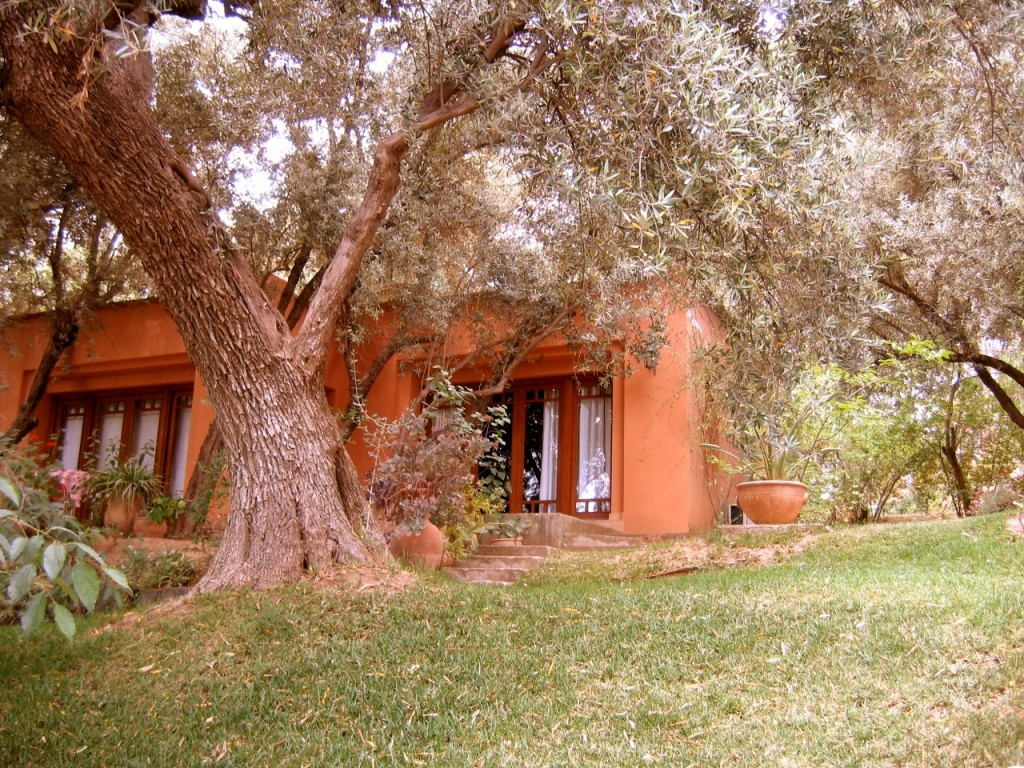 One of the Maroc Lodge Villa